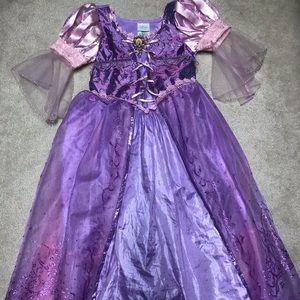 Disney Rapunzel Costume Size M 7/8
